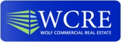 Wolf Commercial Real Est Logo